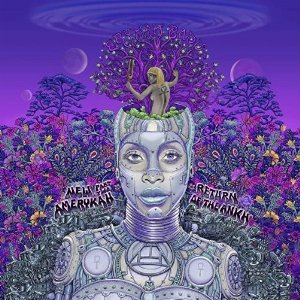Erykah Badu – New Amerykah Pt. II: Return Of The Ankh