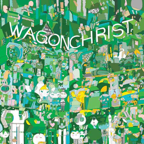 Wagonchrist: Toomorrow