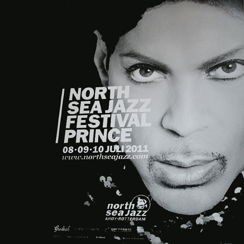 van Prutser tot Primadonna, Prince op North Sea Jazz 2011