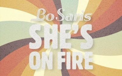 Bo Saris: She's On Fire