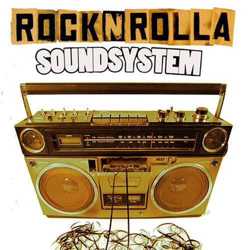 RocknRolla Soundstystems edit van Is It Because I'm Black