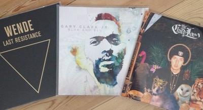 De 10 beste albums van 2013