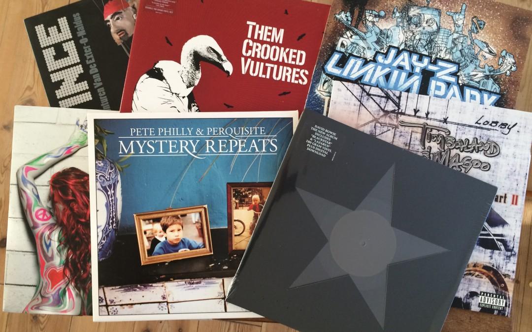Nieuw Vinyl!