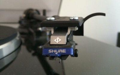 Shure mx97e element