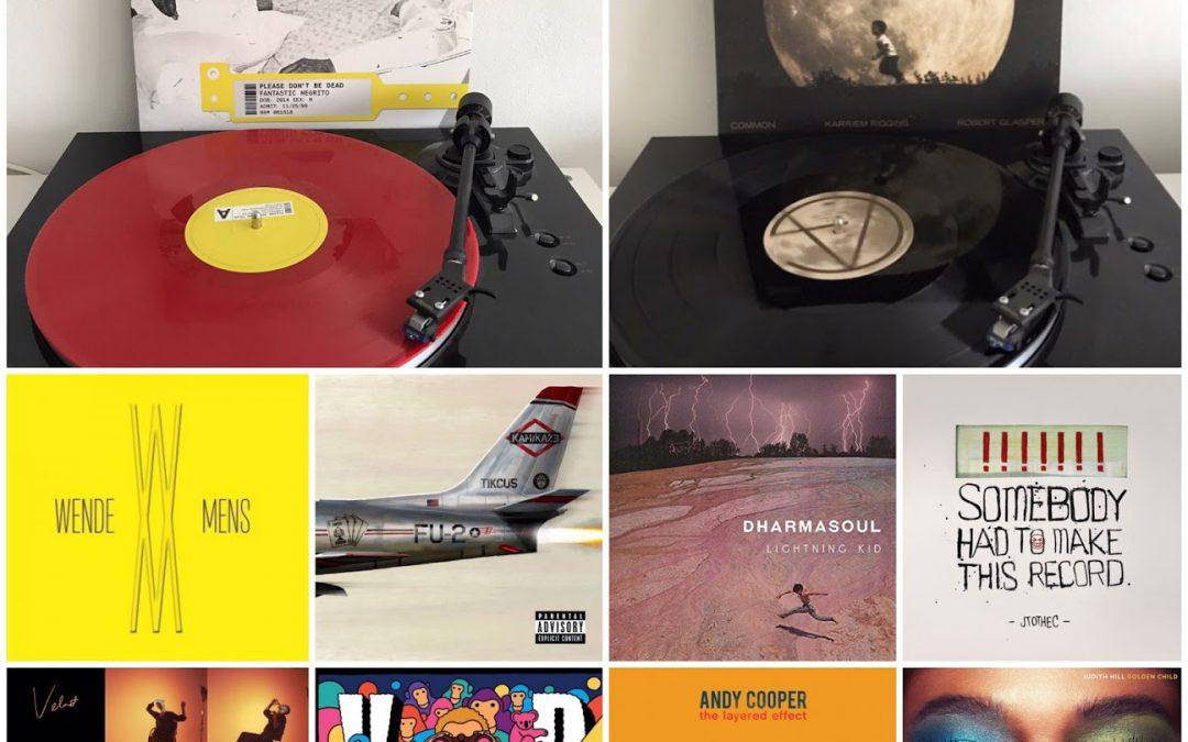 De 10 beste albums van 2018