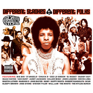 Various Artists - (Sly Stone) Different Strokes By Different People