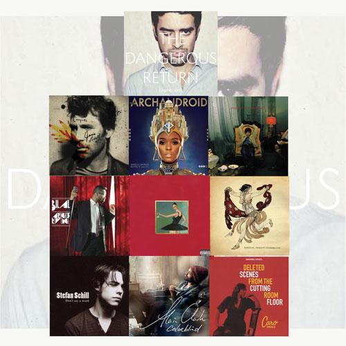 De Tien Beste Albums van 2010