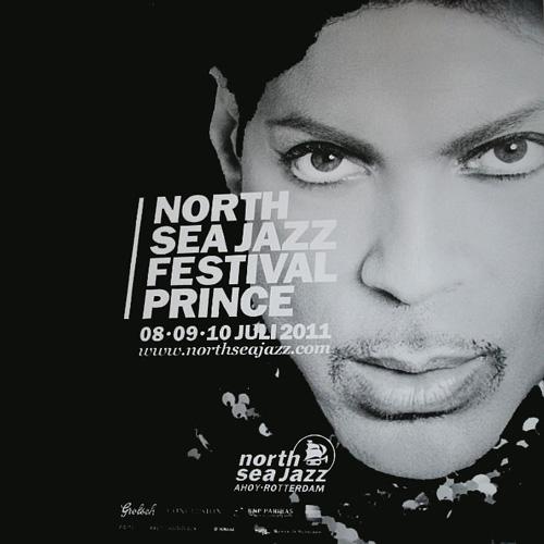 van Prutser tot Primadonna, Prince op North Sea Jazz 2011