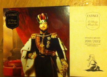 Nieuwe mixtape van de prins Extince